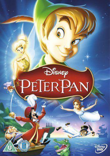 Film : Peter Pan (1953) + Livres - Disney