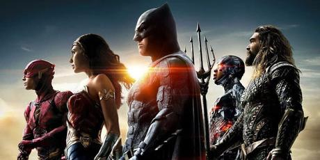 JUSTICE LEAGUE : SECONDE CHANCE AVEC LE SNYDER'S CUT