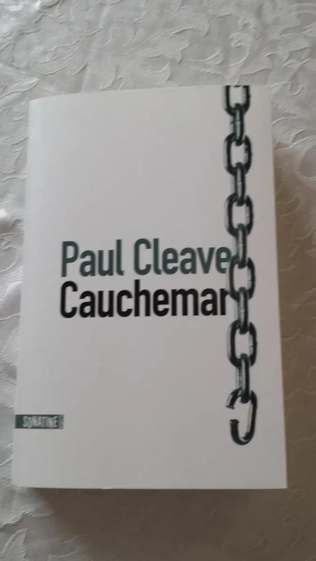 Le gratuit - dernier Paul Cleave cauchemar