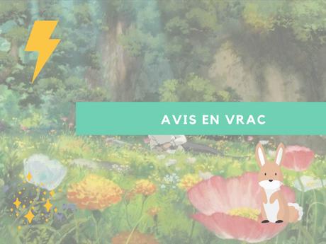 Avis en vrac | Mythologie, malédiction et lapin en peluche