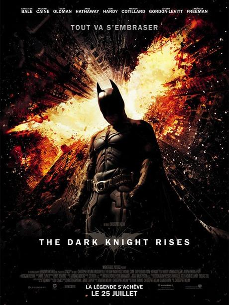The Dark Knight Rises (2012) de Christopher Nolan