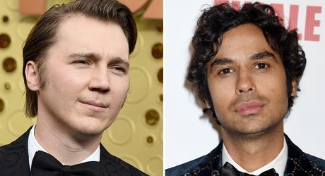 Paul Dano et Kunal Nayyar au casting de Spaceman of Bohemia signé Johan Renk ?