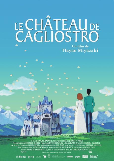 Le Château de Cagliostro (1979) de Hayao Miyazaki