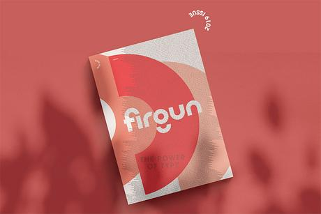 Playfull graphics by Jack Forrest
