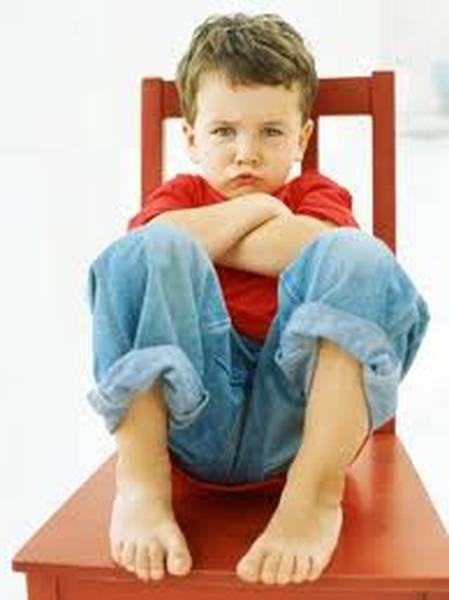 garçon 5 ans – Changement de comportement enfants
