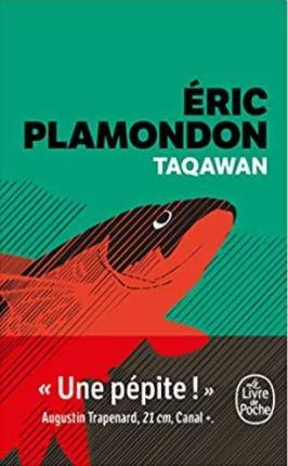 Couverture poche de Taqawan d'Eric Plamondon