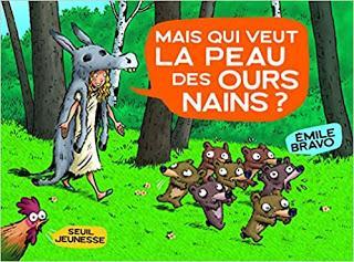 Mais qui veut la peau des ours nains ? d'Emile Bravo