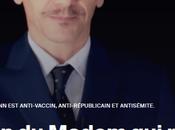 Derrière l'enlèvement Mia, Rémy Daillet-Wiedemann, conspirationniste suprémaciste, raciste antisémite (donc d'extrême-droite).