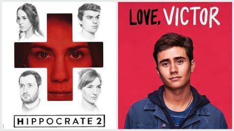 Séries | HIPPOCRATE S02 – 16/20 | LOVE, VICTOR S01 – 13/20