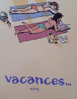 BD : Vacances - Nicoby (entre *** et ****)