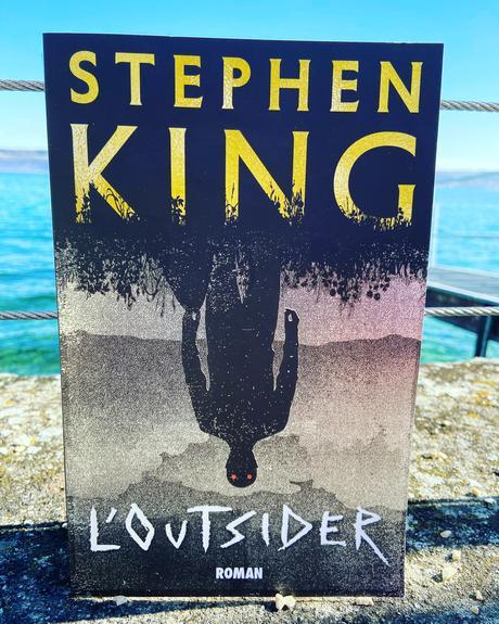 J'ai lu: L'Outsider de Stephen King