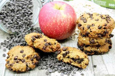 Cookies moelleux protéinés