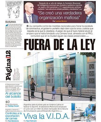 École: Buenos Aires n'en fait qu'à sa tête [Actu]