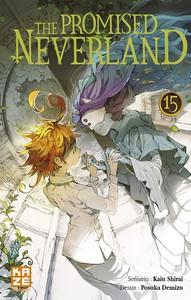Kaiu Shirai & Posuka Demizu / The Promised Neverland, tome 15
