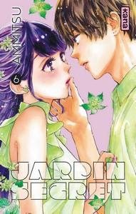 Ammitsu / Jardin Secret, tome 6