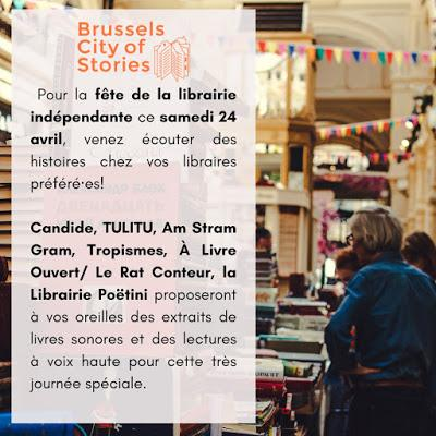 Même livre, même prix, même en Belgique!