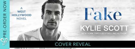 Cover Reveal – Découvrez la couverture VO de Fake de Kylie Scott