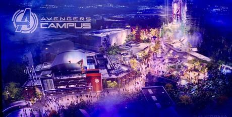 Disney annonce l'ouverture du land Avengers Campus en juin 2021