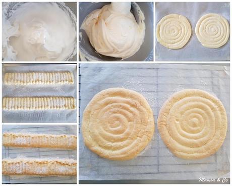 Bavarois vanille framboises