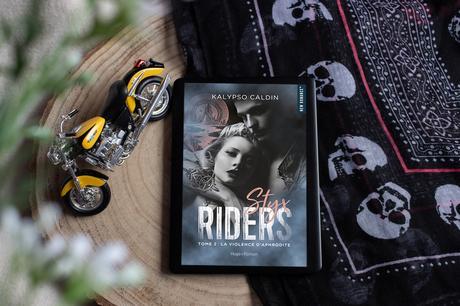 Styx Riders –#2 La violence d'Aphrodite – Kalypso Caldin