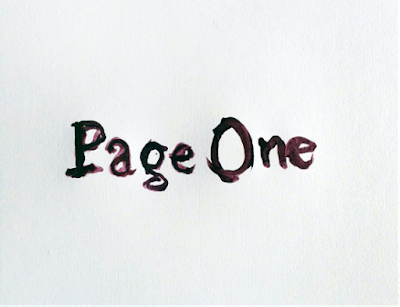 Un marathon de premières pages de livres
