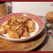 Poulet au chorizo avec le Cookéo