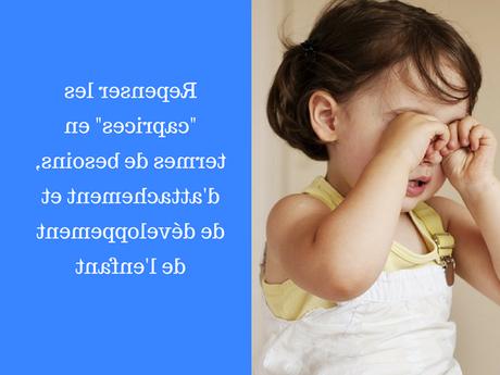 Crise de colère enfant pour discipline positive