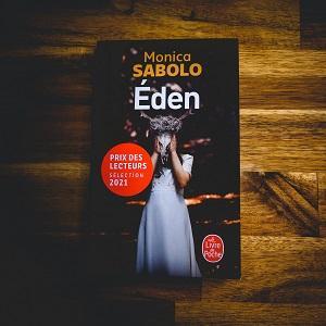 Eden de Monica Sabolo (éditions Le livre de poche)