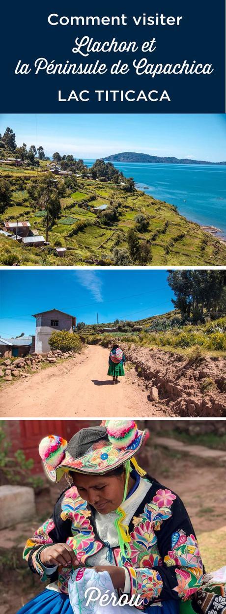 Comment visiter Llachon? (Lac Titicaca)