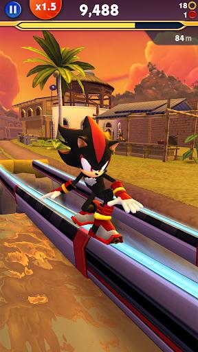 Télécharger Sonic Dash 2: Sonic Boom APK MOD (Astuce) 2