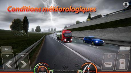 Télécharger Gratuit Simulateur de Camion : Europe 2 APK MOD (Astuce) screenshots 2