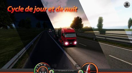 Télécharger Gratuit Simulateur de Camion : Europe 2 APK MOD (Astuce) screenshots 4