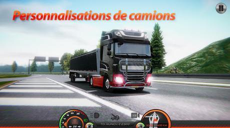 Télécharger Gratuit Simulateur de Camion : Europe 2 APK MOD (Astuce) screenshots 5
