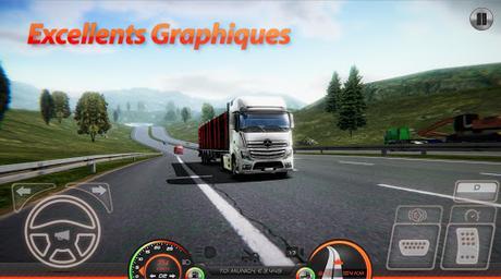 Télécharger Gratuit Simulateur de Camion : Europe 2 APK MOD (Astuce) screenshots 1