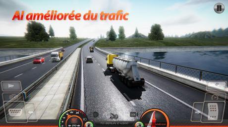 Télécharger Gratuit Simulateur de Camion : Europe 2 APK MOD (Astuce) screenshots 3
