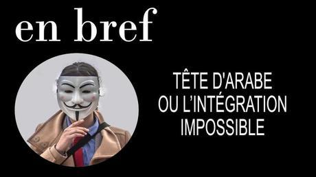 TÊTE D'ARABE, OU L'IMPOSSIBLE INTÉGRATION DES MAGHRÉBINS EN FRANCE