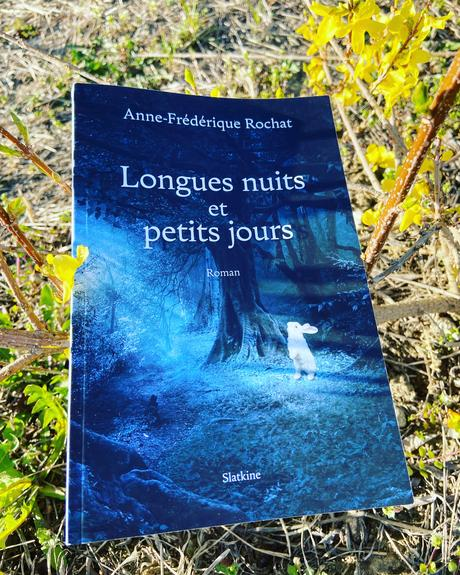 [SP]J'ai lu: Longues nuits et petits jours d'Anne-Frédérique Rochat