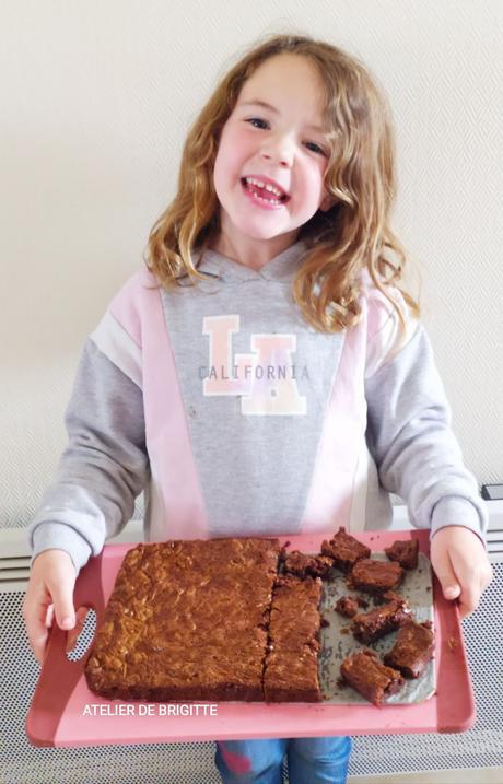 Brownie aux noix de Pécan,