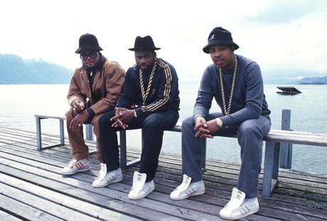 Run-DMC - adidas Superstar