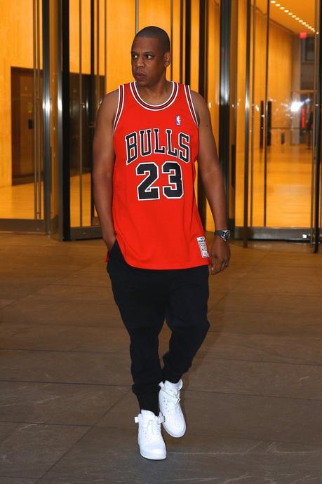 Jay-Z - Nike Air Force 1