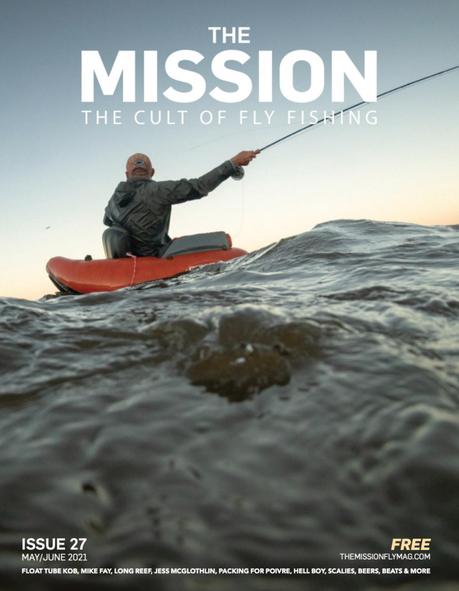 The Mission N°27 – Le Culte de la Pêche à la Mouche !