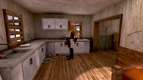 Télécharger Mr. Meat: Horror Escape Room,Puzzle & jeu d'action APK MOD (Astuce) screenshots 3