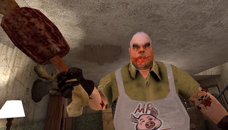 Télécharger Mr. Meat: Horror Escape Room,Puzzle & jeu d'action APK MOD (Astuce) screenshots 1