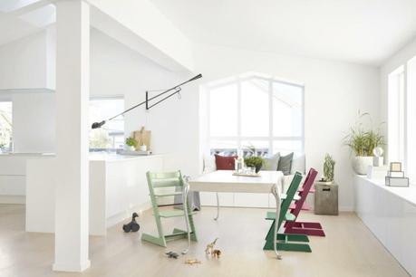 La chaise Tripp Trapp® de Stokke, entre design et confort