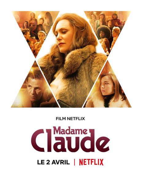 Madame Claude (2021) de Sylvie Verheyde