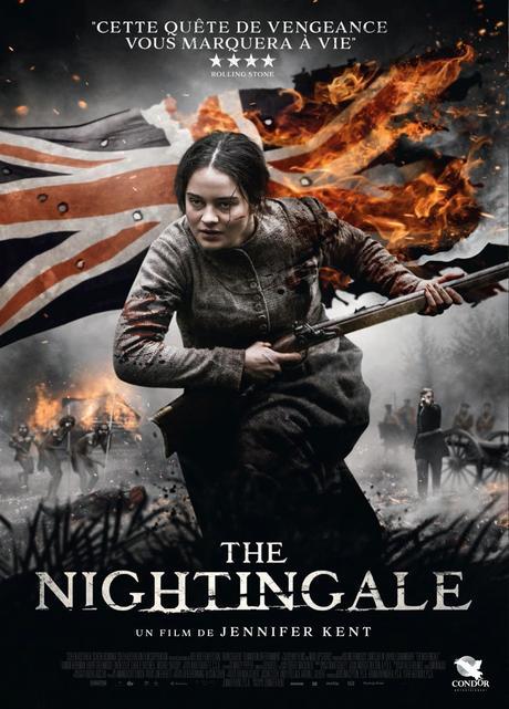 The Nightingale (2018) de Jennifer Kent