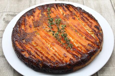 Tatin de carotte