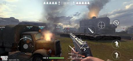 Télécharger Gratuit Ghosts of War: Jeux de guerre WW2 APK MOD (Astuce) 3