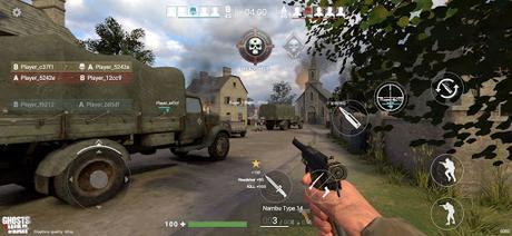 Télécharger Gratuit Ghosts of War: Jeux de guerre WW2 APK MOD (Astuce) 1