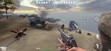 Télécharger Gratuit Ghosts of War: Jeux de guerre WW2 APK MOD (Astuce) 4